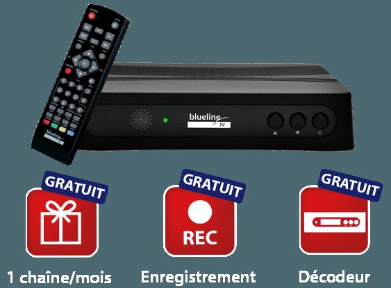 décodeur bll TV